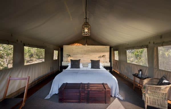Encounter Africa Khwai Tented Camp Moremi Game Reserve Botswana