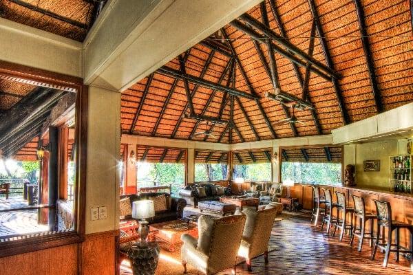 Camp-Moremi-Lounge & Bar-moremi-botswana