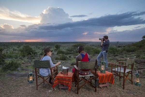 Encounter-Mara-Bush-sundowners-masai-mara-kenya
