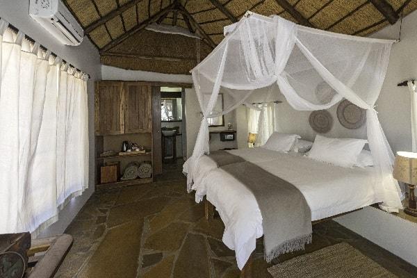 Etosha Aoba Lodge Room Namibia