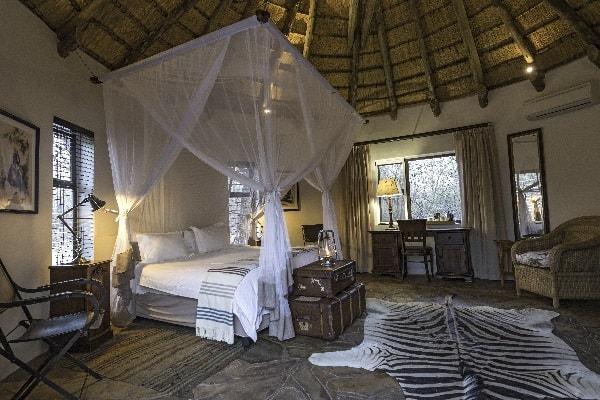 Etosha Aoba Lodge room interior namibia