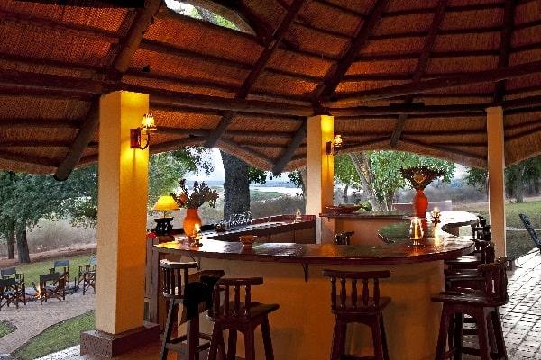 Imbabala bar area victoria falls