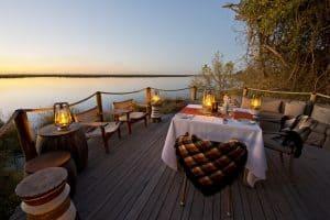 Encounter Africa DumaTau Camp Linyati Botswana
