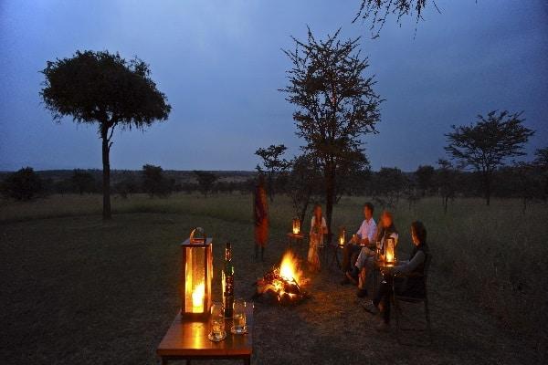 Naboisho-Camp-campfire-masai-mara-kenya