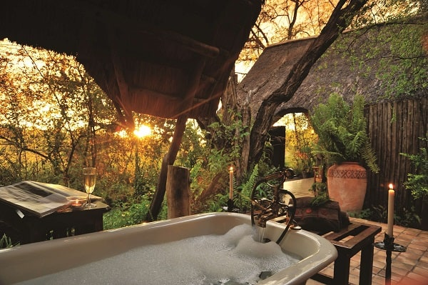 The Hide-Outside-Bath-hwange-zimbabwe-africa