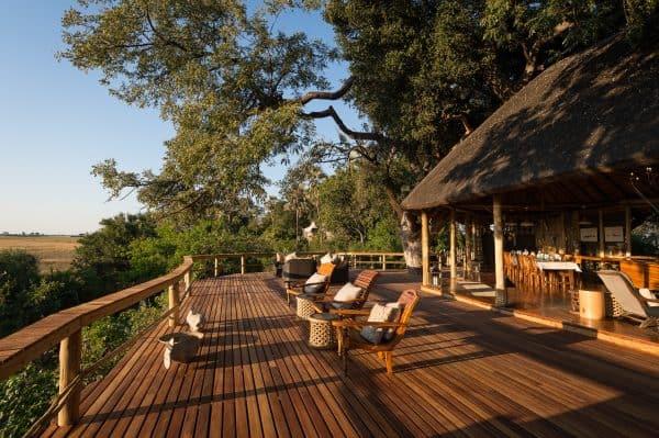 Encounter Africa Kwetsani Camp Okavango Delta Botswana