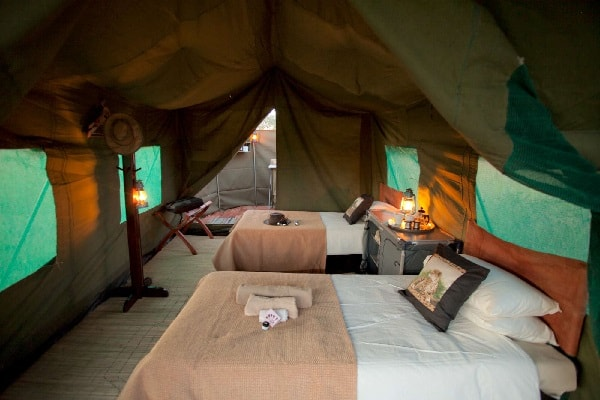rhino-safari-camp-tent-matusadona-zimbabwe