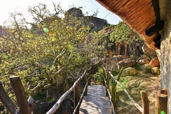 walkway-camp-amalinda-matobo-zimbabwe